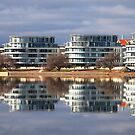 Waterfront Apartments, Kingston by buildings