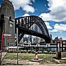Sydney Harbour Bridge by 28aboveSea