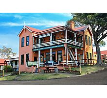 The Dromedary Hotel, Central Tilba NSW Photographic Print