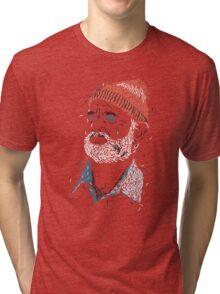 Zissou of Fish Tri-blend T-Shirt