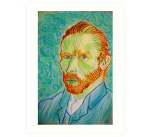 Vincent Van Gogh...  i love this genius Art Print
