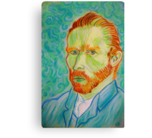Vincent Van Gogh...  i love this genius Canvas Print