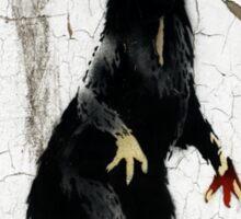 Fitzrovia Rat by Banksy Sticker
