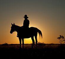Home at Sundown  by Carmel Williams