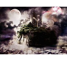 Niflheim - Mist Home of the North Photographic Print