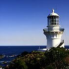The Sugarloaf Point Lighthouse, NSW, Australia by maysun