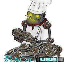Pasta USB by JaaB
