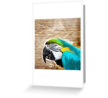 Bird Notes: Zeal! Greeting Card