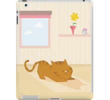Playful cat iPad Case/Skin