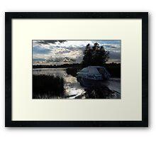 Norfolk Broads Framed Print