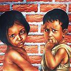 cry by Channa Gorokgahagoda