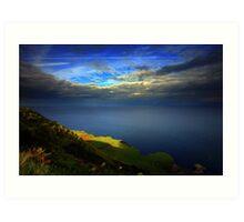 Mythical, Mystical, Magical, Isle of Skye Art Print