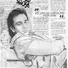 Sanjay Dutt by Channa Gorokgahagoda