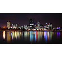 City Lights Photographic Print