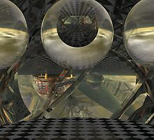 Cubed Spacewarp CVHR by Sazzart