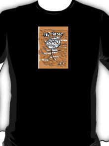 HAPPY STICKMAN T-Shirt