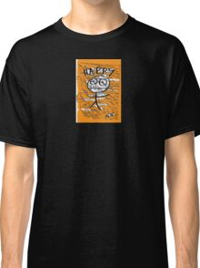 HAPPY STICKMAN Classic T-Shirt