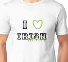 I heart Irish Dance Unisex T-Shirt