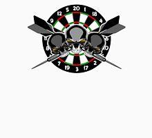 Skulls and Dartboard Unisex T-Shirt
