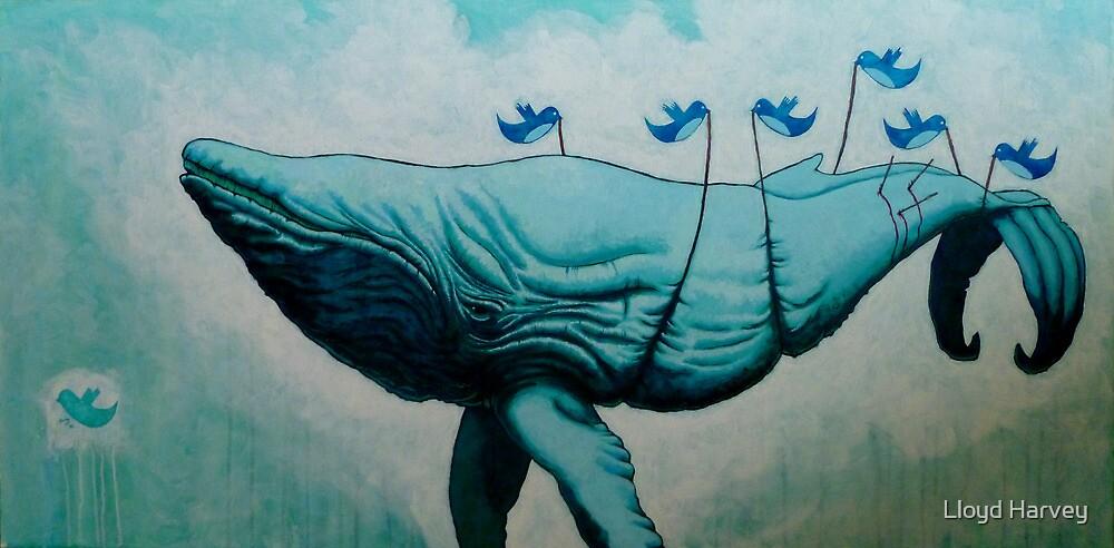 The Social Leviathan by Lloyd Harvey