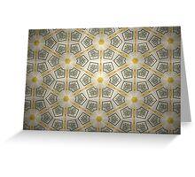 Kaleidoscope 1 Greeting Card