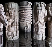 Totem Pole by John Darren Sutton