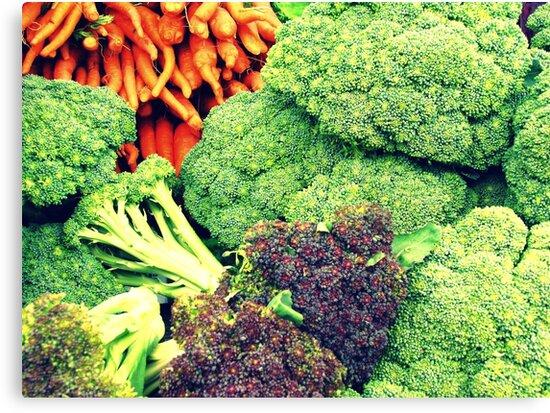 Farmer's Market by kflanary