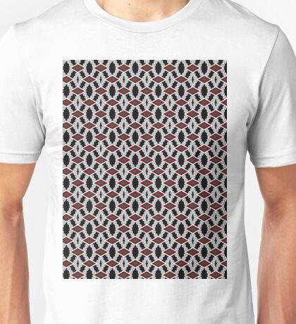 Masculine Lace Unisex T-Shirt