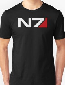 Mass Effect N7 logo T-Shirt