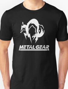 METAL GEAR LOGO T-Shirt