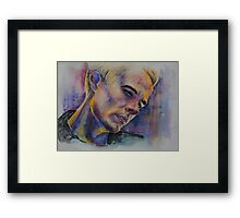 James Marsters Framed Print