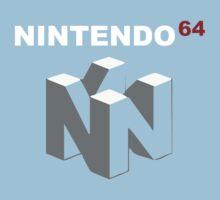 N64 NINTENDO 64 CONSOLE Kids Clothes
