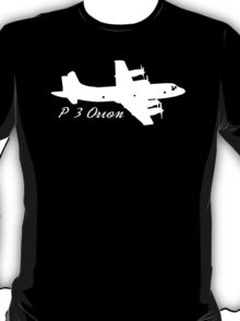 P-3 Orion Air Attack Fire Bomber T-Shirt
