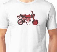 MONKEYBIKE STYLE MOTORCYCLE FUN Unisex T-Shirt