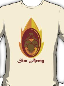 Sim Crest T-Shirt