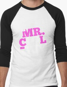 mr. COOL GUY Men's Baseball ¾ T-Shirt