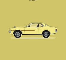 Toyota Celica TA22 by RexDesigns