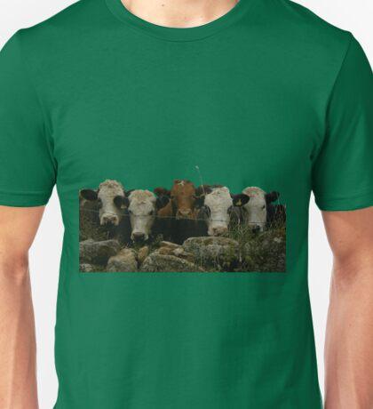 We're watching you... Unisex T-Shirt