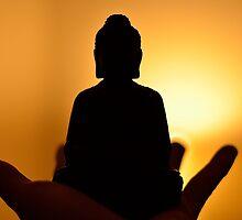 Buddha Light by LUISPENA