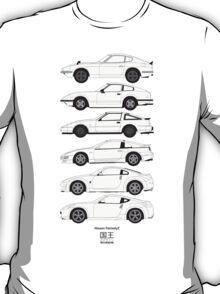 Nissan Fairlady Z History T-Shirt