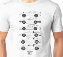 Nissan Fairlady Z History Unisex T-Shirt