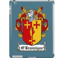 O'Brannigan  iPad Case/Skin