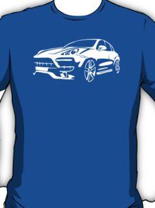 Porsche Cayenne 955 Tuning Car SUV Facelift 4x4 Turbo T-Shirt