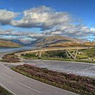 Kylesku Bridge II by Chris Cherry
