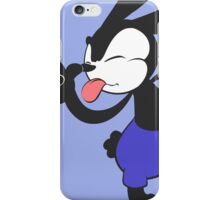 Oswald the Lucky Rabbit iPhone Case/Skin