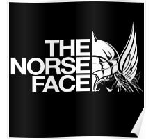 The Norse Face  Poster