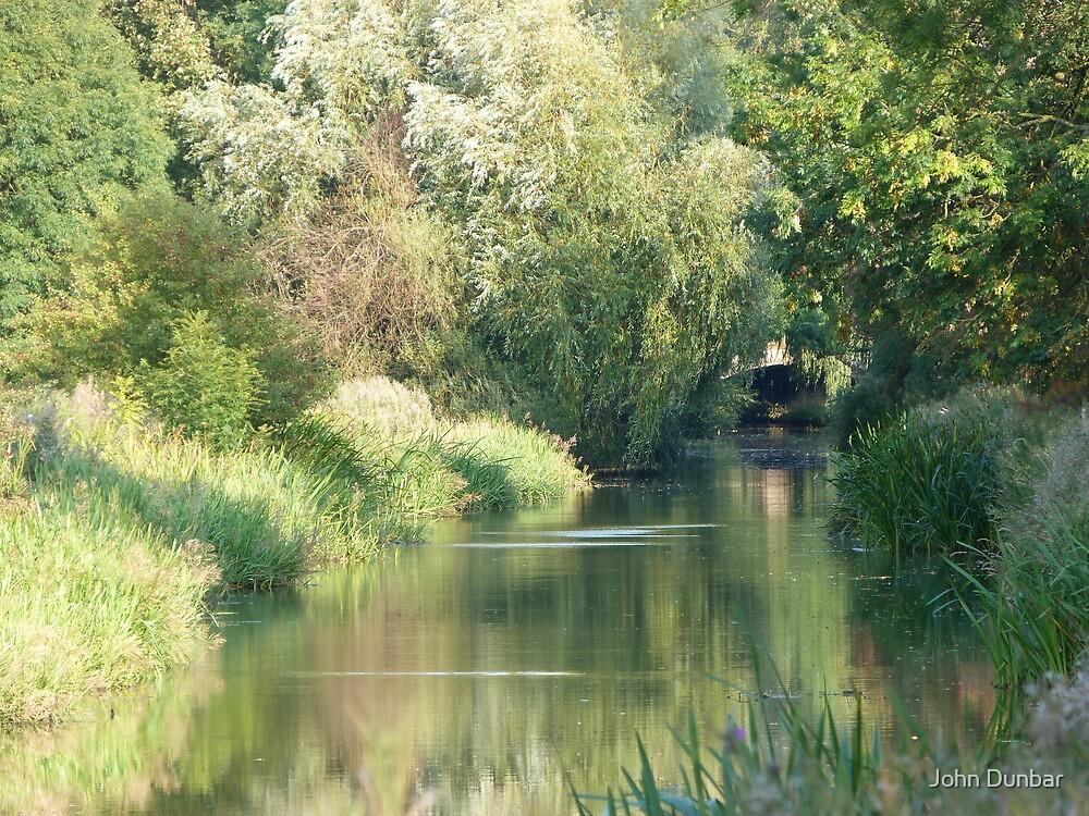 Chesterfield Canal by John Dunbar