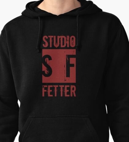 Studio Fetter Architecture Pullover Hoodie