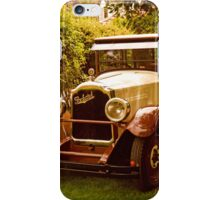 1926 Packard - 333 Limo iPhone Case/Skin