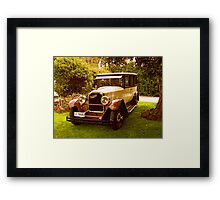 1926 Packard - 333 Limo Framed Print